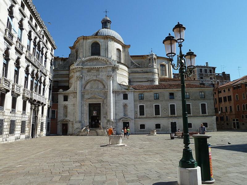 San Geremia à Venise énergie bienfaisante