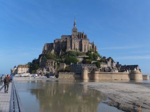 mont-saint-michel lieu mystique