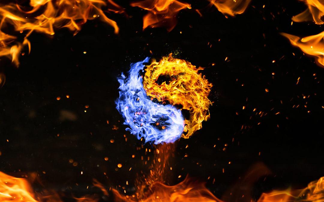 yin yang medecine chinoise symbole chamanisme cosmos