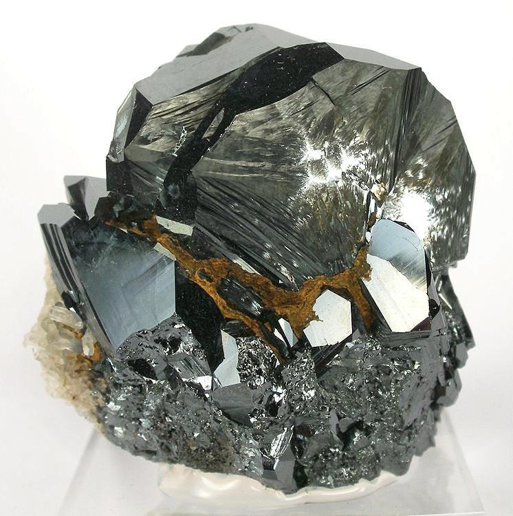 hématite pierre de protection chamique