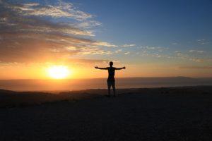 état d'esprit serein méditation chamanique