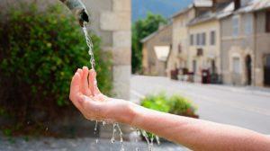 eau protection énergétique chamanique