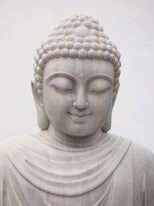 Bouddha sourire intérieur protection chamanique