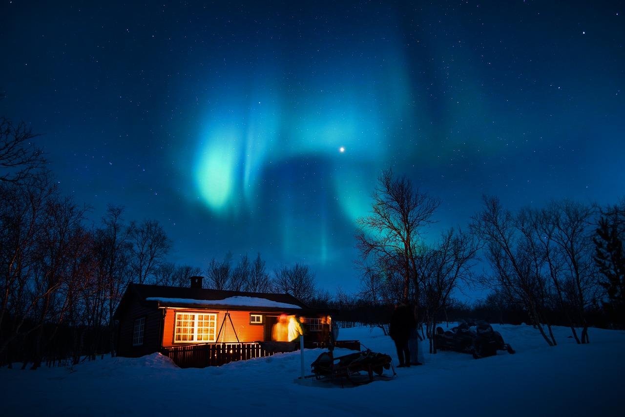 chamanisme : solstice d'hiver le retour de la lumière