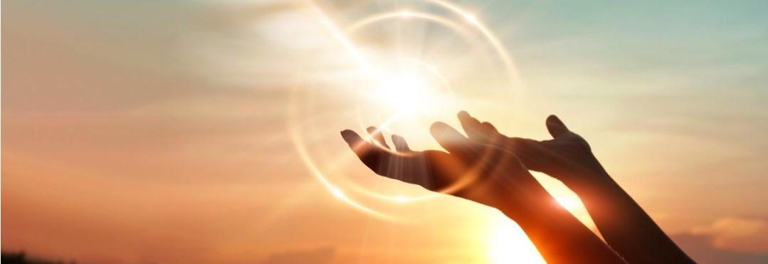 soignez avec vos mains de lumière