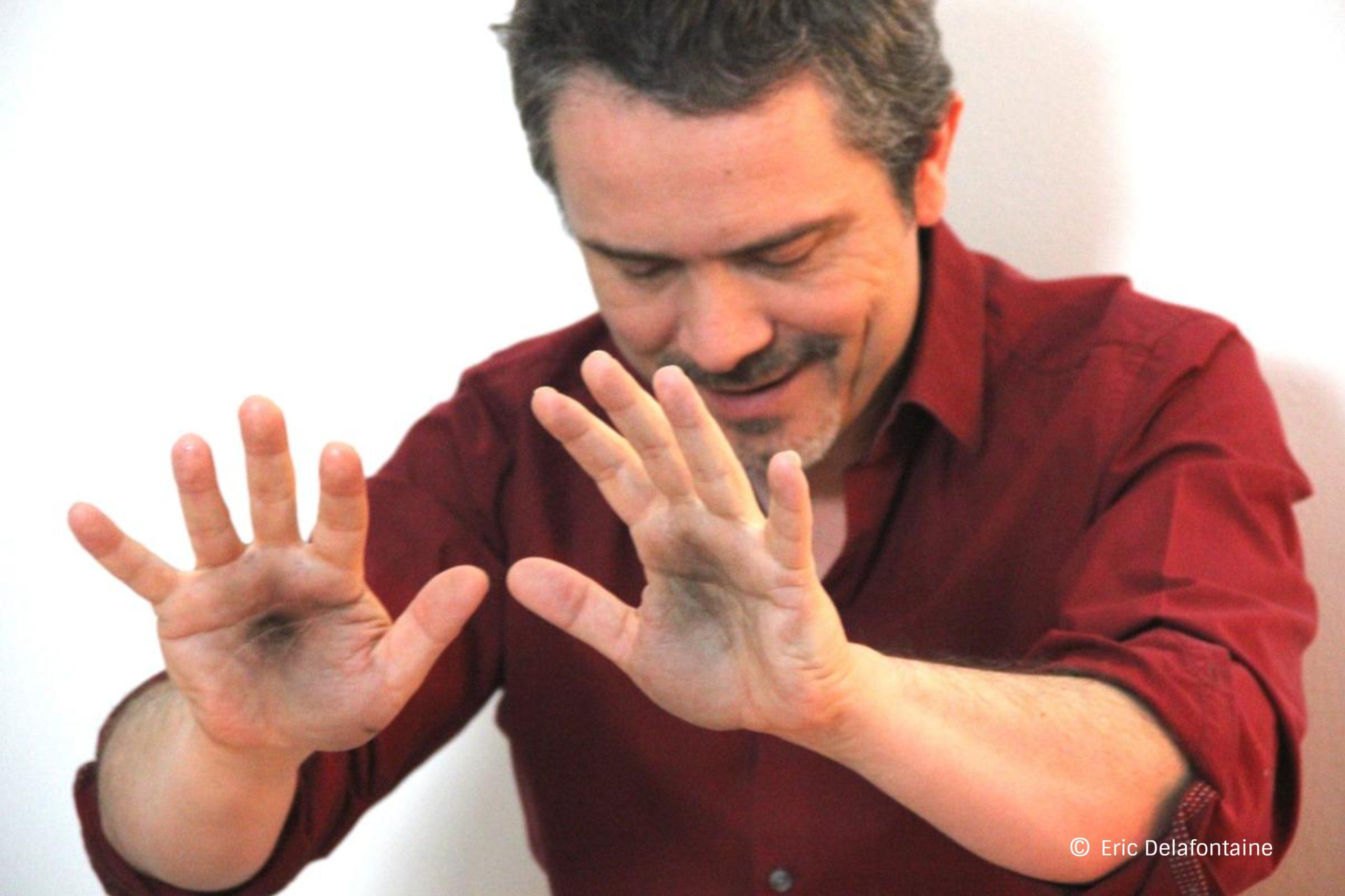 Eric Delafontaine praticien chamanique