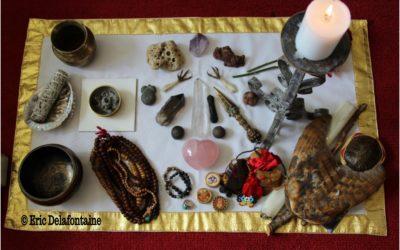 Nos conseils pour faire votre autel chamanique