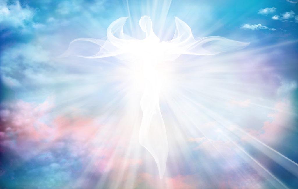 ange gardien guerrier de lumière chamanisme