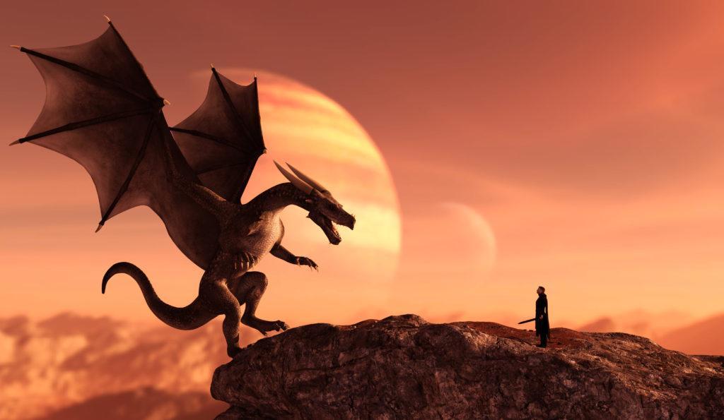 Rencontre avec votre dragon intérieur, voyage chamanique