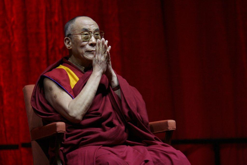 Le Dalaï Lama est un guerrier de lumière très puissant par sa compassion