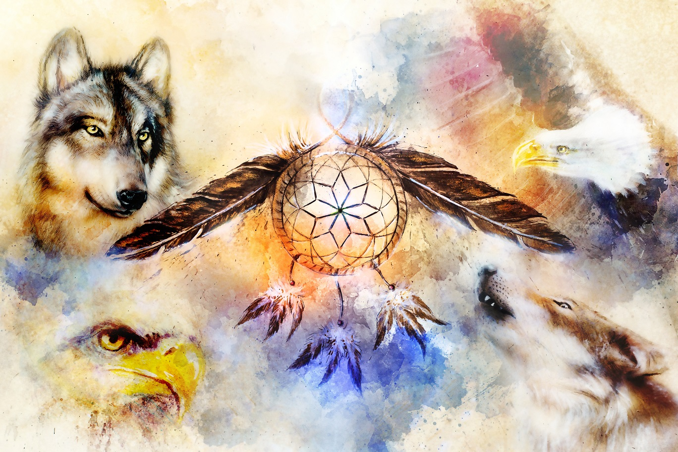 Chamanisme : quels sont vos différents animaux totems ?
